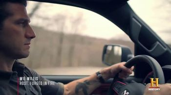 Ram Trucks TV Spot, 'History Channel: Stories of Horsepower'