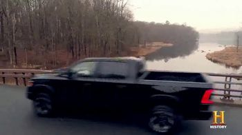 Ram Trucks TV Spot, 'History Channel: Stories of Horsepower' - Thumbnail 4