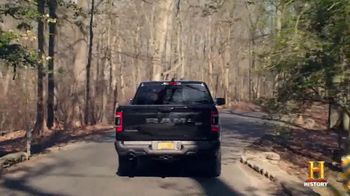 Ram Trucks TV Spot, 'History Channel: Stories of Horsepower' - Thumbnail 5