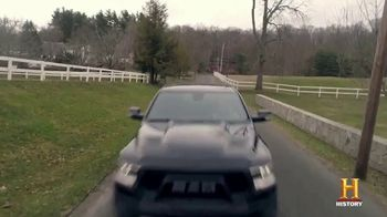 Ram Trucks TV Spot, 'History Channel: Stories of Horsepower' - Thumbnail 8