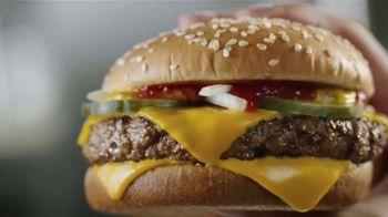 McDonald's Quarter Pounder TV Spot, 'Sin palabras' [Spanish] - Thumbnail 1