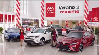 Toyota Verano al Máximo TV Spot, 'Desierto' [Spanish] [T2] - Thumbnail 2