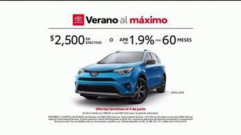 Toyota Verano al Máximo TV Spot, 'Desierto' [Spanish] [T2] - Thumbnail 7