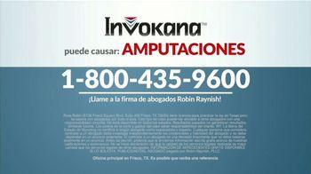 Robin Raynish Law TV Spot, 'Amputaciones causadas por Invokana' [Spanish] - Thumbnail 8
