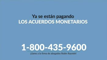 Robin Raynish Law TV Spot, 'Amputaciones causadas por Invokana' [Spanish] - Thumbnail 5