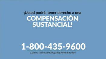 Robin Raynish Law TV Spot, 'Amputaciones causadas por Invokana' [Spanish] - Thumbnail 6
