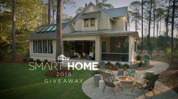 2018 HGTV Smart Home TV Spot, 'Gro: Backyard of the Future' - Thumbnail 1