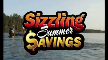 Skeeter Boats Sizzling Summer Savings TV Spot, 'Now is the Best Time'
