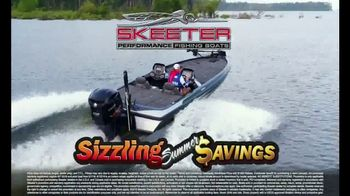 Skeeter Boats Sizzling Summer Savings TV Spot, 'Now is the Best Time' - Thumbnail 10