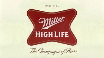 Miller High Life TV Spot, 'Balance' Song by Bill Backer - Thumbnail 8