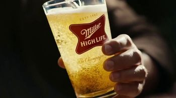 Miller High Life TV Spot, 'Balance' Song by Bill Backer