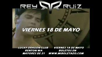 Rey Ruiz TV Spot, '2018 Seattle Lucky Dragon Club' [Spanish] - Thumbnail 9