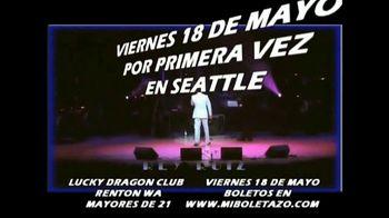 Rey Ruiz TV Spot, '2018 Seattle Lucky Dragon Club' [Spanish] - Thumbnail 1