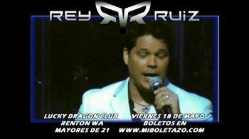 Rey Ruiz TV Spot, '2018 Seattle Lucky Dragon Club' [Spanish] - Thumbnail 4