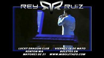 Rey Ruiz TV Spot, '2018 Seattle Lucky Dragon Club' [Spanish] - Thumbnail 5