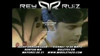 Rey Ruiz TV Spot, '2018 Seattle Lucky Dragon Club' [Spanish] - Thumbnail 8