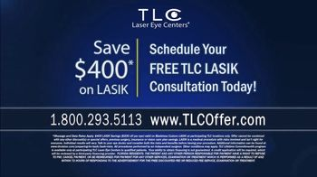 TLC Laser Eye Centers TV Spot, 'Getting Married' - Thumbnail 10