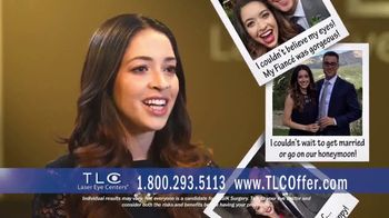 TLC Laser Eye Centers TV Spot, 'Getting Married' - Thumbnail 5