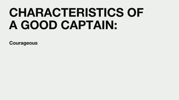 VICELAND: Characteristics of a Good Captain thumbnail