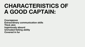 Captain Morgan TV Spot, 'VICELAND: Characteristics of a Good Captain' - Thumbnail 2