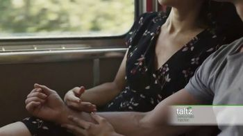 Taltz TV Spot, 'Touch Shows How We Really Feel' Song by Novo Amor - Thumbnail 7