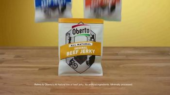 Oberto Beef Jerky TV Spot, 'Bobby Wagner Stays Ahead of the Pack' - Thumbnail 10