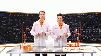 Carpe Antiperspirant Lotion TV Spot, 'Sweaty Hands and Feet' - Thumbnail 4