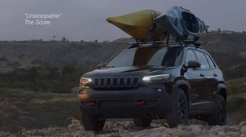 2019 Jeep Cherokee TV Spot, 'Dial: Built For All Trails' Song by The Score [T1]