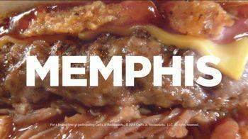 Carl's Jr. Memphis BBQ Thickburger TV Spot, 'Pick It Up' - Thumbnail 4