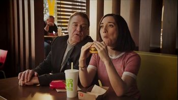 McDonald's Quarter Pounder TV Spot, 'Speechless: Erica' Feat. John Goodman - Thumbnail 10