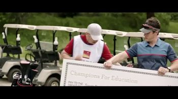 Wells Fargo Championship TV Spot, 'Deposit Checks Anytime' - Thumbnail 4
