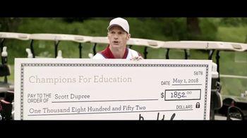 Wells Fargo Championship TV Spot, 'Deposit Checks Anytime' - Thumbnail 7