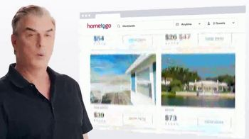 HomeToGo TV Spot, 'Outtakes' Featuring Chris Noth