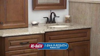 Re-Bath TV Spot, 'Unlike Other Retailers'