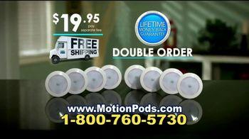 Motion Pods TV Spot, 'Make Everything Bright' - Thumbnail 9