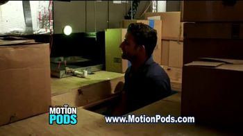 Motion Pods TV Spot, 'Make Everything Bright' - Thumbnail 4