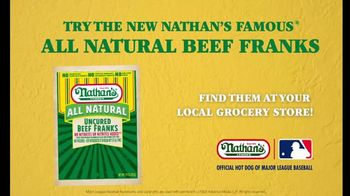 Nathan's Famous Uncured TV Spot, 'MLB: It All Comes Down to This Moment' - Thumbnail 9