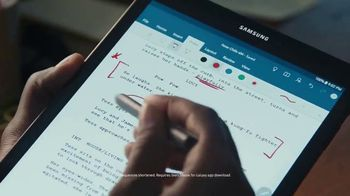 Samsung Galaxy Tab S3 TV Spot, 'You Can Do Anything' - Thumbnail 5