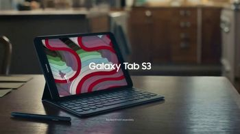 Samsung Galaxy Tab S3 TV Spot, 'You Can Do Anything' - Thumbnail 8