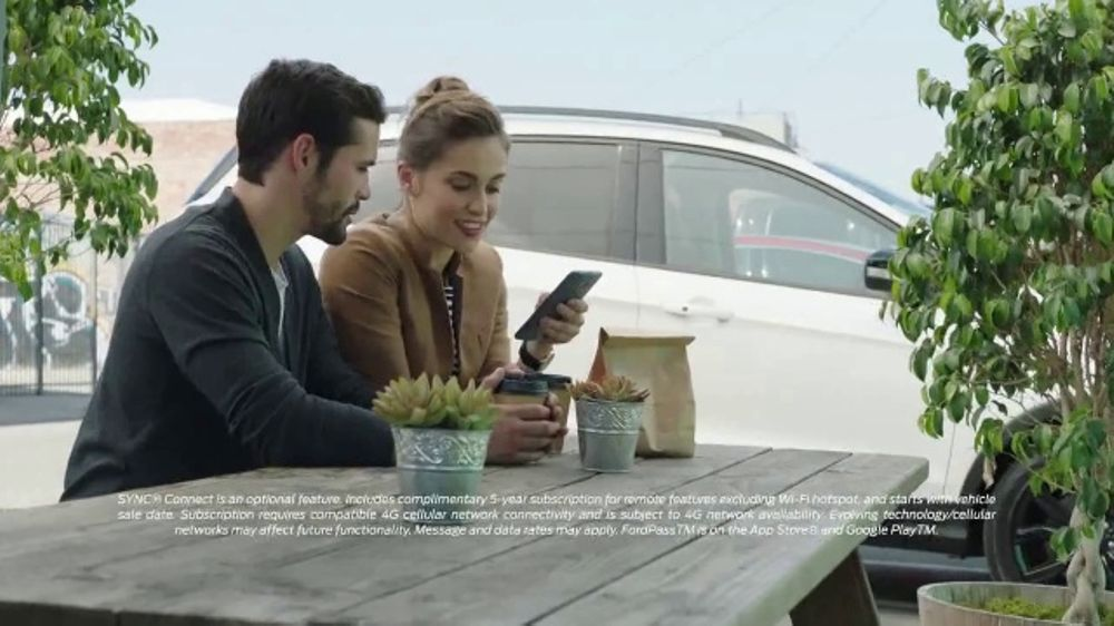 2018 Ford Escape TV Commercial, 'SYNC 3 Package' [T2] - Video