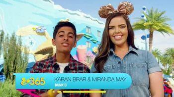 Disney Parks & Resorts TV Spot, 'Disney 365: Art of Animation Resort'