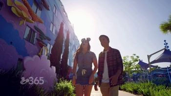 Disney Parks & Resorts TV Spot, 'Disney 365: Art of Animation Resort'