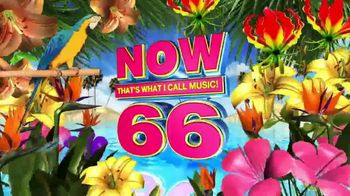 Now That\'s What I Call Music 66 TV Spot