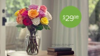 ProFlowers TV Spot, ' Mother's Day: Free Glass Vase' - Thumbnail 2