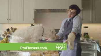 ProFlowers TV Spot, ' Mother's Day: Free Glass Vase' - Thumbnail 3