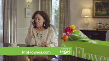 ProFlowers TV Spot, ' Mother's Day: Free Glass Vase' - Thumbnail 6