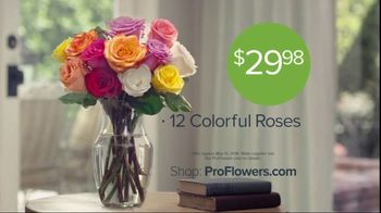 ProFlowers TV Spot, ' Mother's Day: Free Glass Vase' - Thumbnail 9
