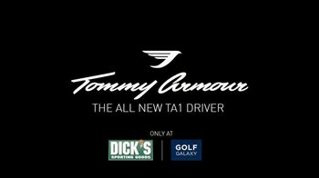 Tommy Armour TA1 Driver TV Spot, 'Unrivaled' - Thumbnail 9