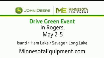 John Deere Drive Green Demo Days TV Spot, 'Your Chance to Test Drive' - Thumbnail 10