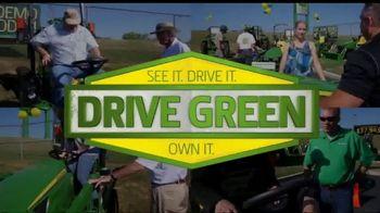 John Deere Drive Green Demo Days TV Spot, 'Your Chance to Test Drive' - Thumbnail 2